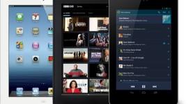 Androidí tablety ovládly 41 % trhu