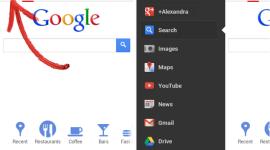 Mobilní Google prochází grafickou přeměnou