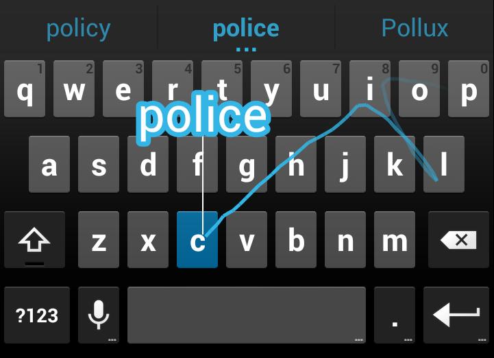 Klávesnice z Androidu 4.2 [apk]