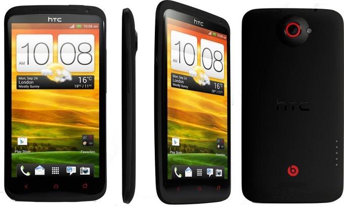 HTC představuje nabušený model One X+