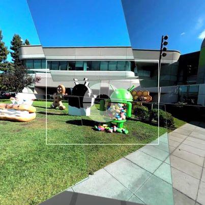 PhotoSphere ke stažení – novinka z Androidu 4.2