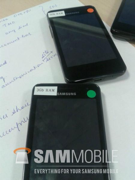 Samsung testuje smartphone bez tlačítek – SGS 4?