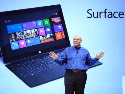 Microsoft si věří: objednal velké množství tabletů