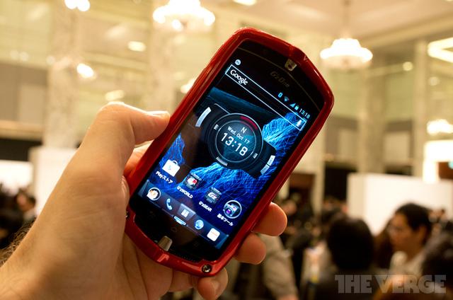 Casio představilo svůj odolný Android G'z One Type-L