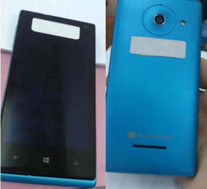 Huawei Ascend W1 – smartphone s WP8