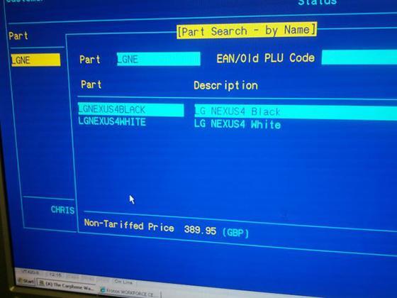 Známe cenu Nexusu 4 a další barevné varianty