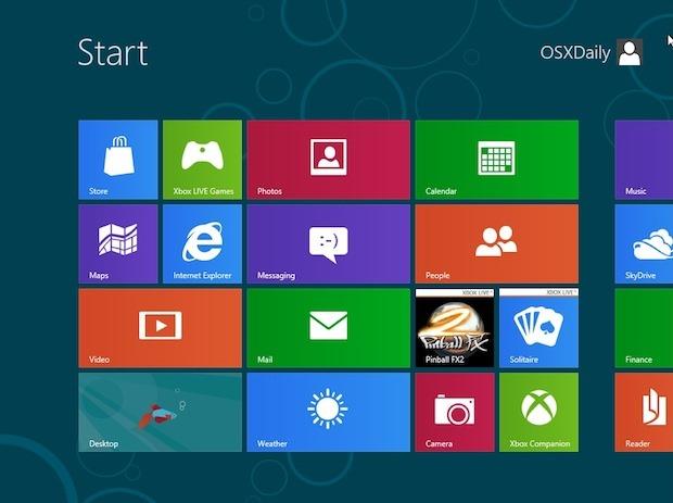Windows 8 jsou na světě. V ČR v prodeji již zítra.