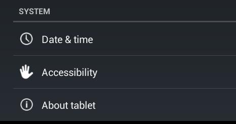 Jak zpřístupnit možnosti pro vývojáře na Androidu 4.2
