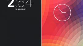 Android 4.2: hodiny, zvuky a všechny tapety