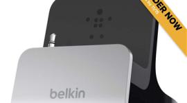 Belkin: První příslušenství s Lightning konektorem