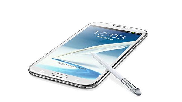 Galaxy Note II za dva měsíce pokořil hranici 5 milionů prodaných kusů