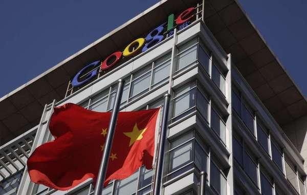 Google blokován vládou v Číně
