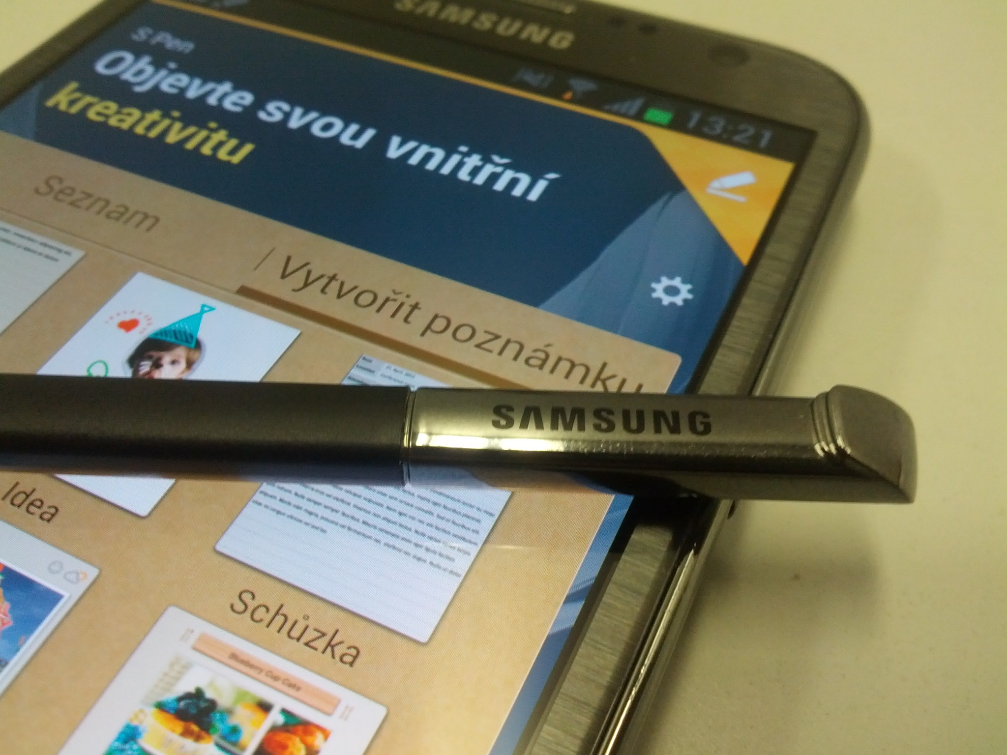 Samsung Galaxy Note II – pádlo s párátkem [recenze]