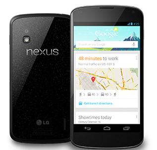 Nexus 4 a LTE – LG vysvětluje
