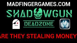 MADFINGER Games vs. hráči – problémy řešíme