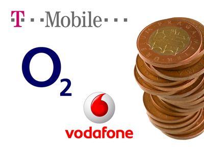 Mobilní operátoři