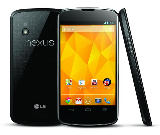 Nexus 4: víme cenu a termín uvedení na český trh