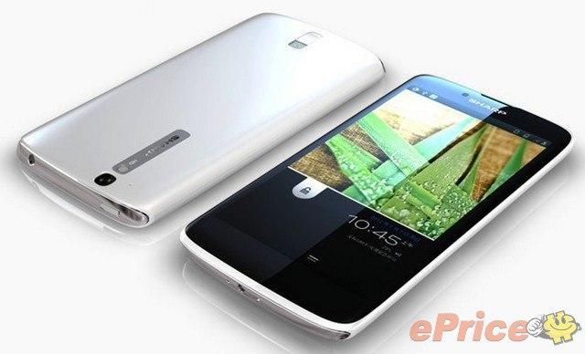 Sharp SH837 s příjemnou cenovkou a HD displejem