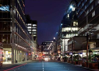 Chytrá světla ovládaná iPadem se rozsvítí v Londýně