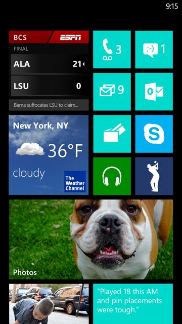 Aktualizace Windows Phone 7.8 až začátkem příštího roku
