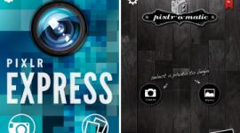 Pixlr Express vs. Pixlr-o-matic. Který si vyberete?