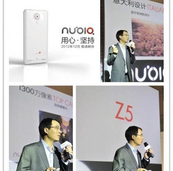 ZTE: v roce 2013 prodáme 50 miliónů telefonů