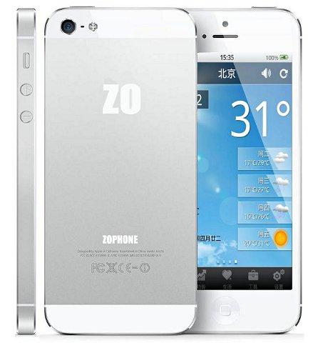 Zophone i5 je nejvěrnější současný klon