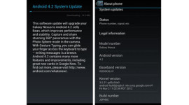 Galaxy Nexus dostává Android 4.2?!