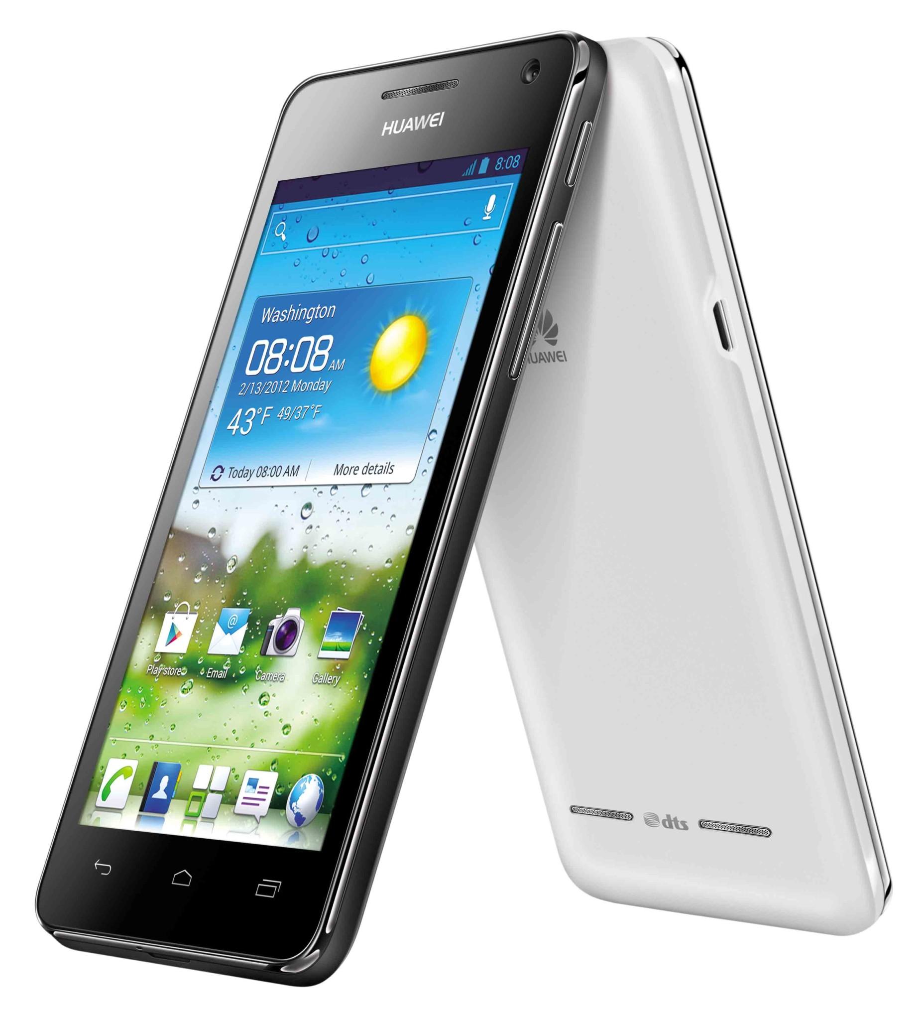 Huawei Ascend G600: Nadchne displejem, rychlostí a výkonem