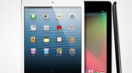 Nexus 7 vs. iPad mini: Test pádem