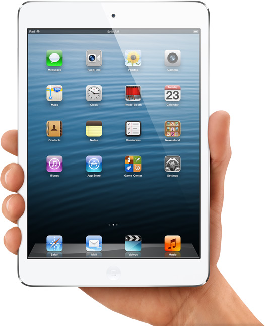 iPad: 3 miliony za první víkend a výrobní náklady verze mini