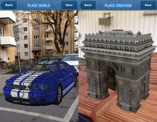 Minecraft Reality pro iOS