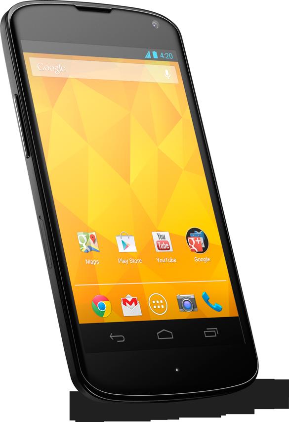 Google omezuje počet prodaných kusů Nexus 4