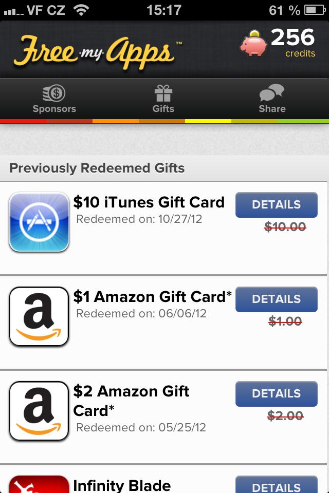 Free.my.Apps – Osvoboďte svoje aplikace