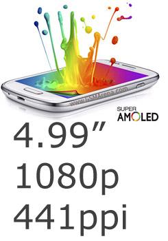 Samsung uvede FullHD displeje