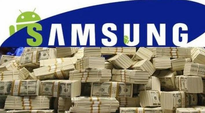 Samsungu se daří v prodeji smartphonů