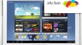 Galaxy Note 10.1 získává Jelly Bean