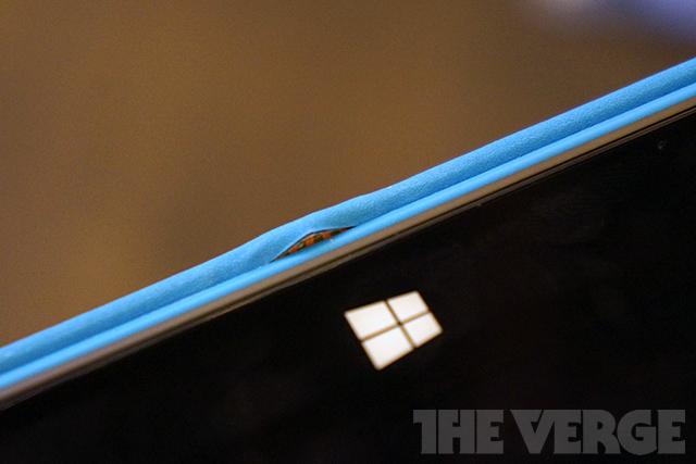 Surface RT trpí prvními neduhy