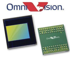 OmniVision vyvinul levnou 5MPx kameru pro mobily