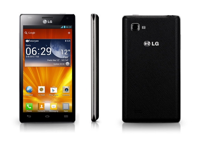 Videopohled na LG Optimus 4X HD