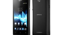Sony Xperia E pro nenáročné