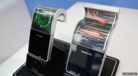 Samsung by mohl uvést první flexibilní displej již v roce 2013