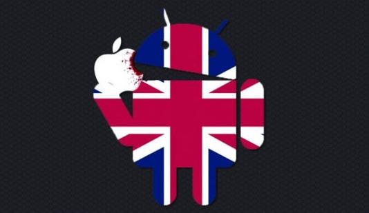 ComScore: Android přebírá žezlo na Britských ostrovech