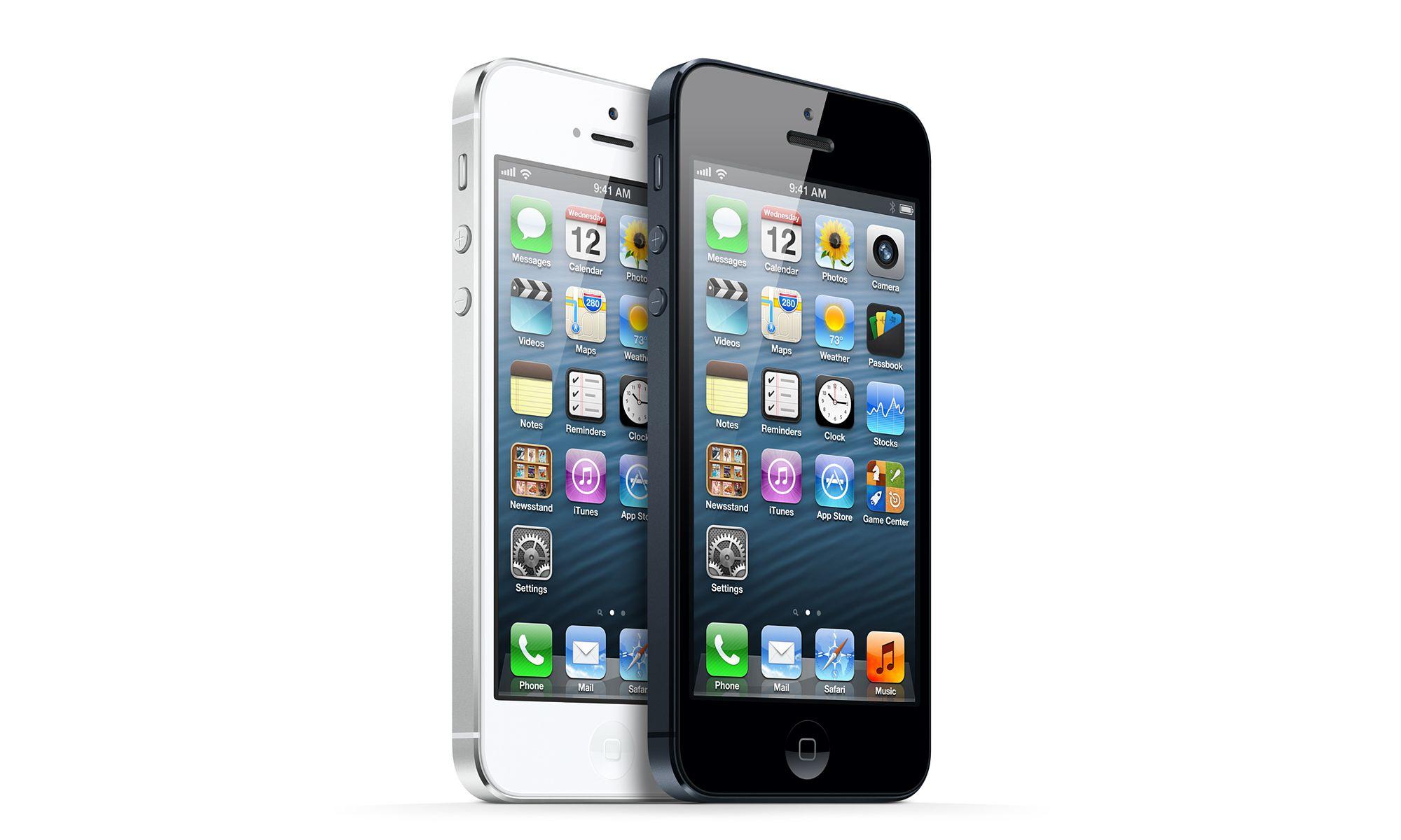 iPhone 5 představen v dalších 33 zemích světa