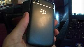 BlackBerry ze série N na prvním reálném snímku