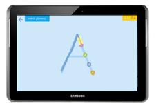 Naučte se nové písmo Comenia script s aplikací od Samsungu