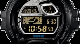 Casio představil chytré hodinky G-Shock s Bluetooth
