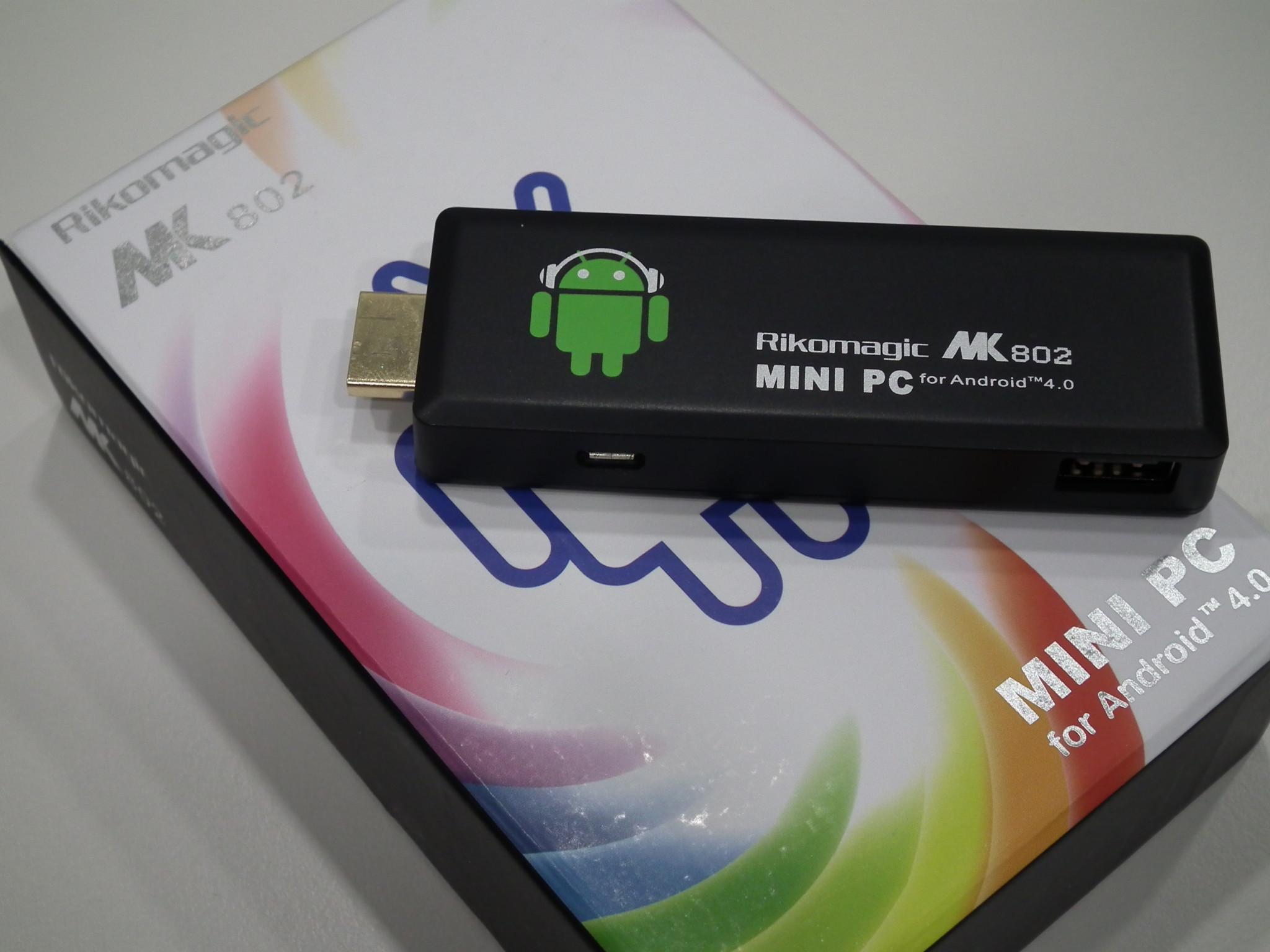 Rikomagic: magická androidí krabička