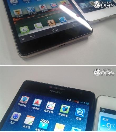 Huawei Ascend Mate: Nové snímky 6,1″ tabletofonu