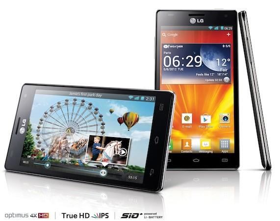 Jak fotí LG Optimus 4X HD?